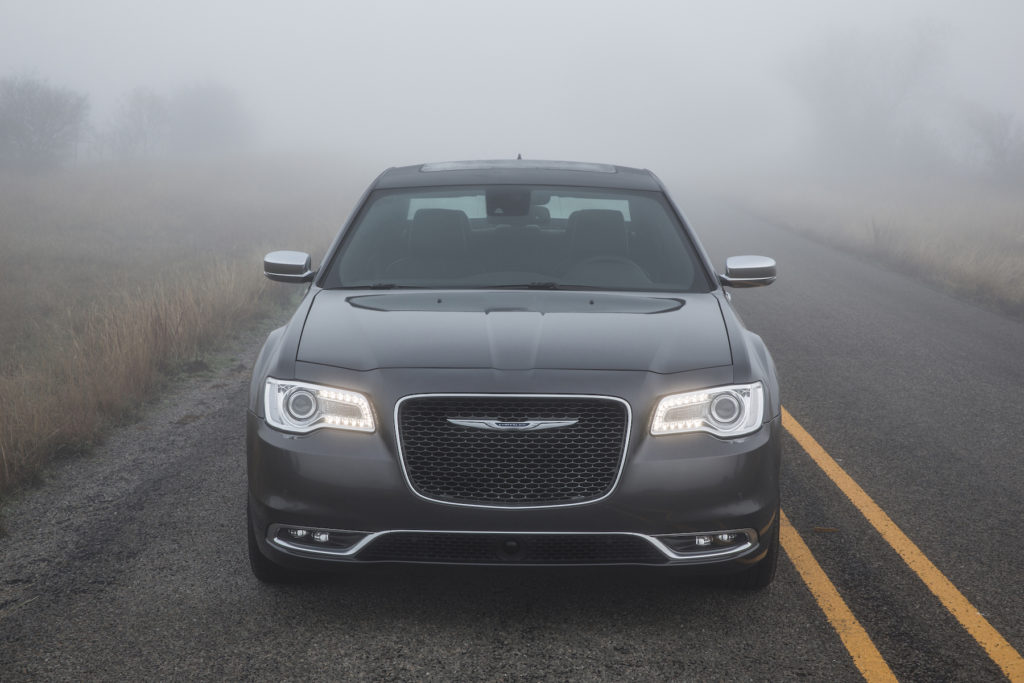 A Chrysler 300 Hellcat Might Be Coming In 2018 Refresh