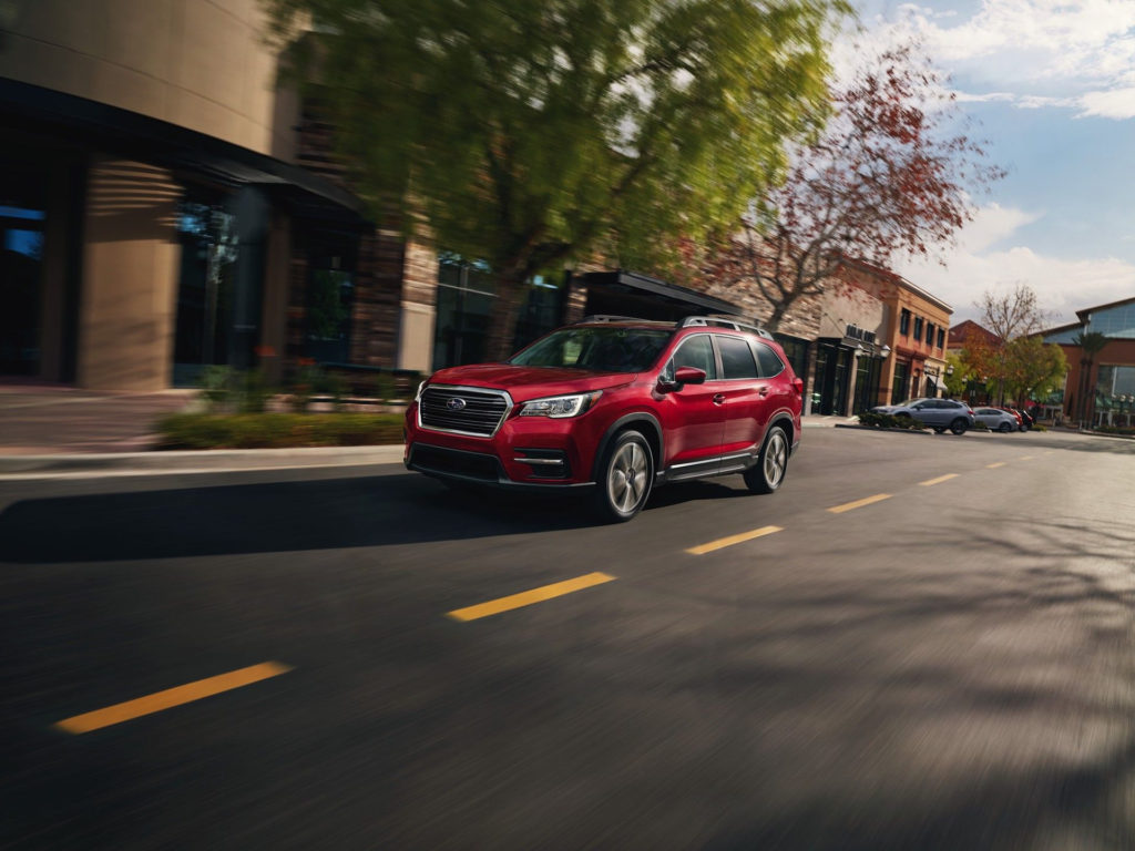 What s New For The 2021 Subaru Ascent US SUVS NATION