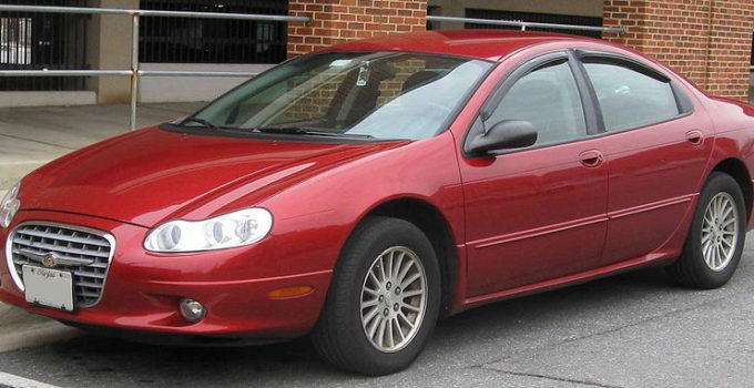 Used Chrysler Concorde For Sale Buy Cheap Pre Owned