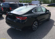 2020 Chrysler 200 Convertible Srt Price And Release