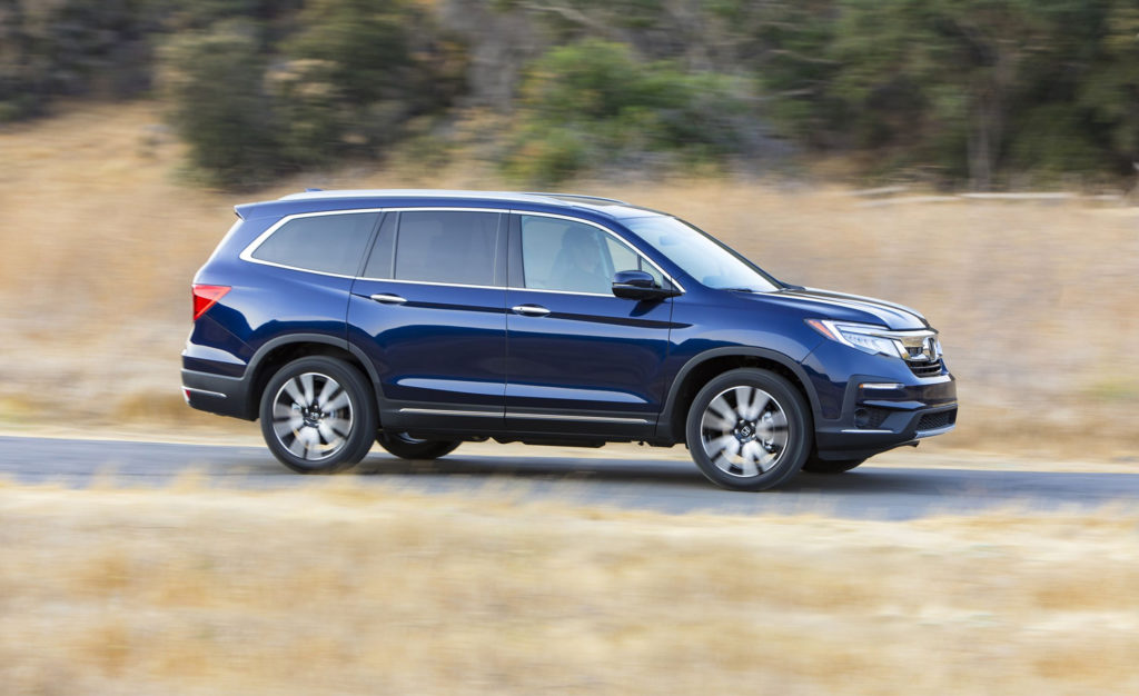 Honda Pilot Reviews Honda Pilot Price Photos And Specs