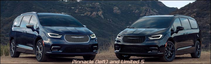 News Pacifica Finally Gets AWD And Many Many Other New