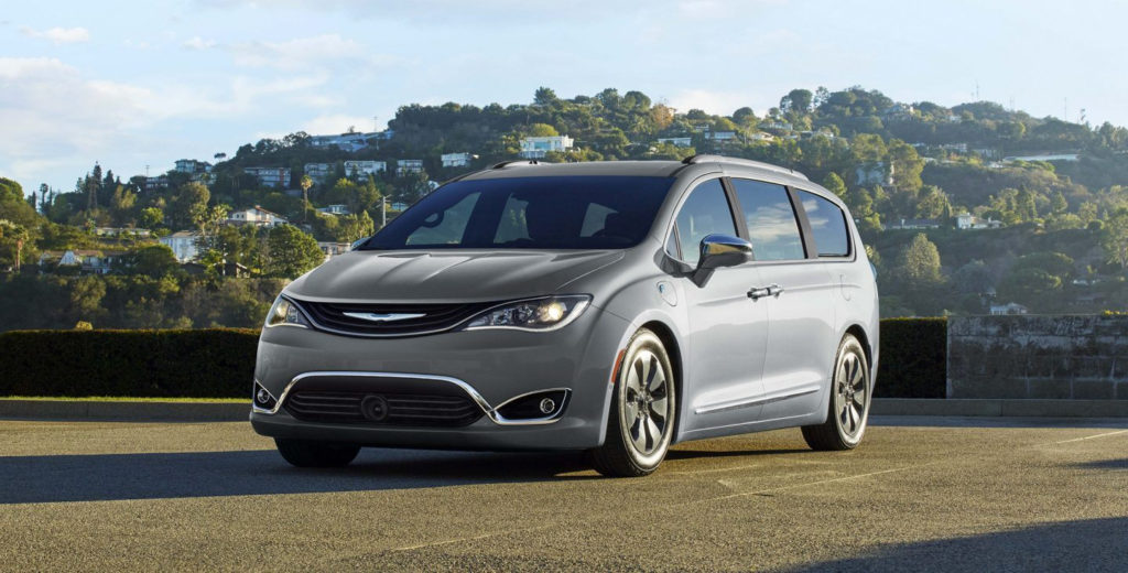 2018 Chrysler Pacifica For Sale Near Long Island Queens