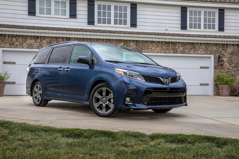2018 Toyota Sienna Review Trims Specs Price New