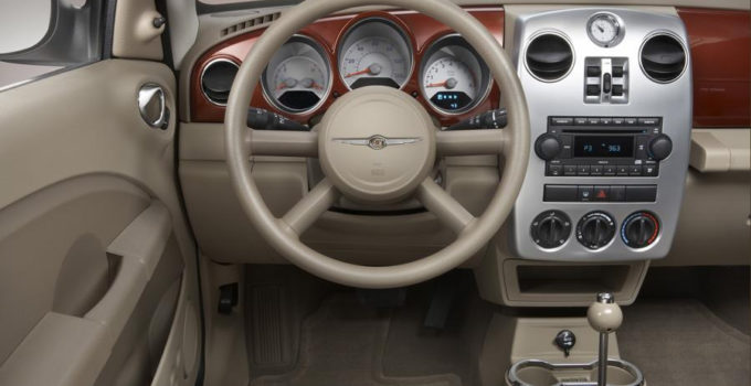 Chrysler PT Cruiser Reviews Specs And Prices Cars