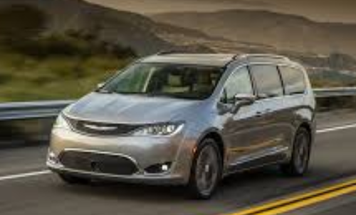 2020 CHRYSLER TOWN AND COUNTRY EXTERIOR INTERIOR ENGINE
