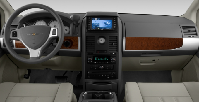 2009 Chrysler Town Country Reviews And Rating Motor Trend