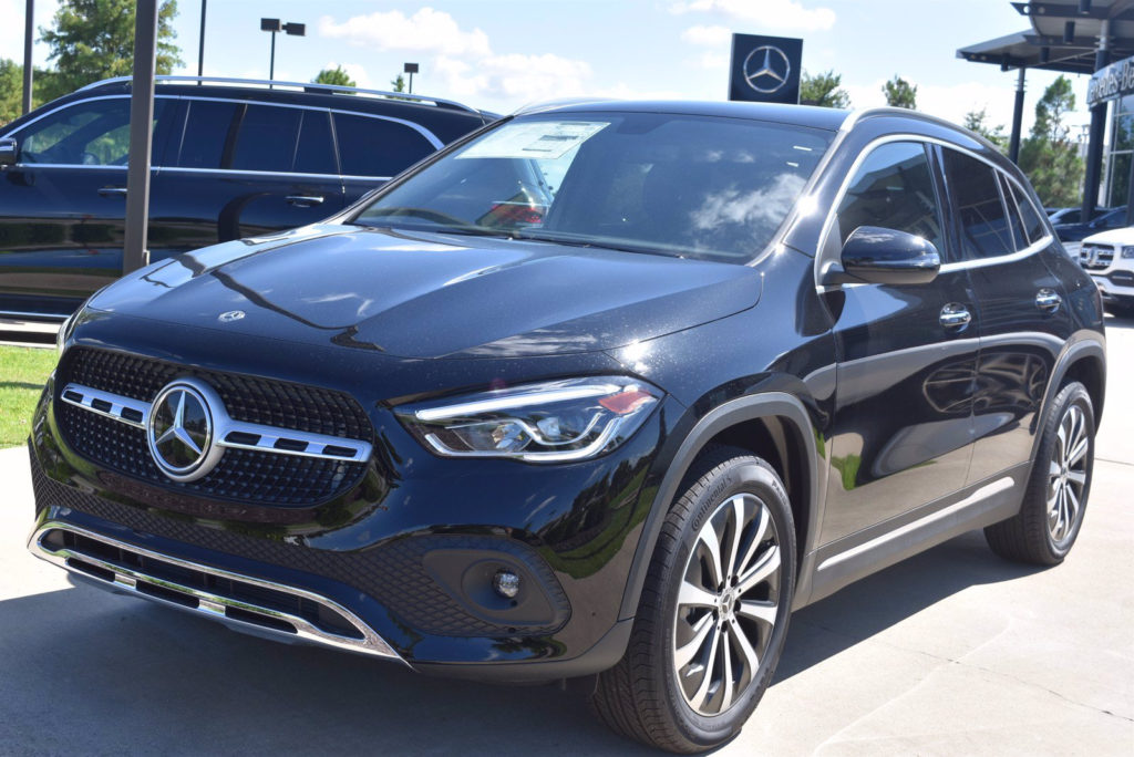 New 2021 Mercedes Benz GLA GLA 250 Sport Utility In