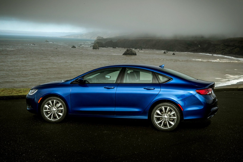 2021 Chrysler 200 Redesign Concept Configurations