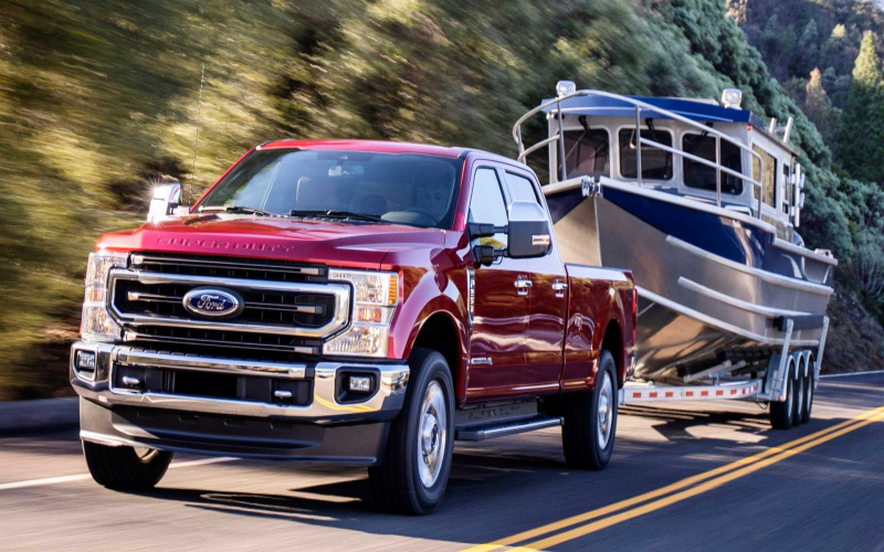 2021 Ford F350 Dually Towing Capacity Colors Release Date