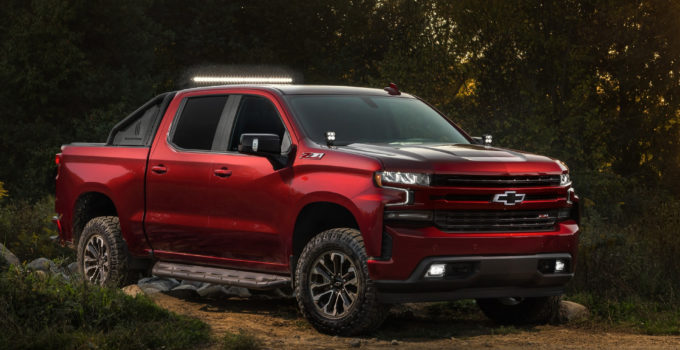 2021 Gmc Sierra 1500 Towing Capacity Color Concept