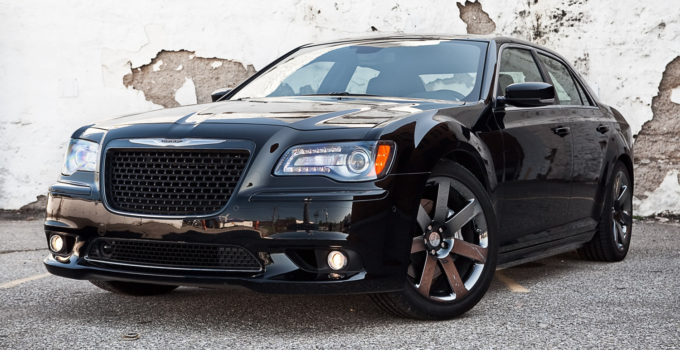 2012 Chrysler 300 SRT8 Editors Notebook Automobile