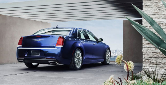 2021 Chrysler 300 Gets More Expensive With Fewer Trim