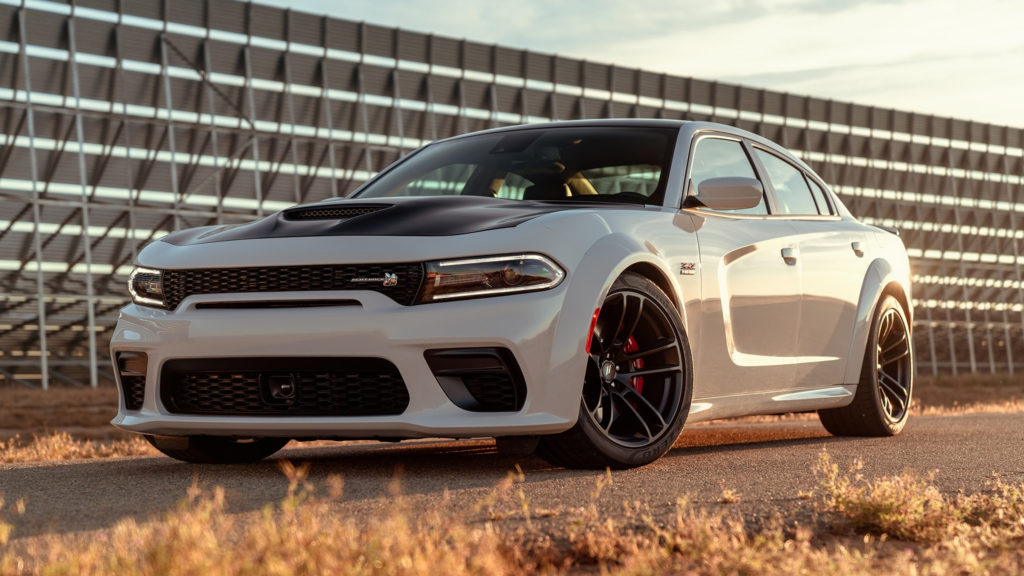 Deeper Look 2020 Dodge Charger SRT Hellcat Widebody