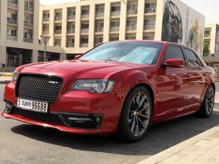 Long term Update Our Chrysler 300 SRT Gets The Wider