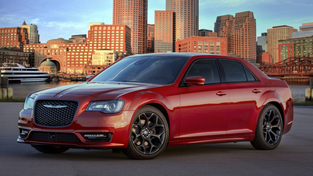 2020 Chrysler 300 Srt 8