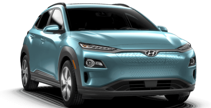 2021 Hyundai KONA Electric Vs Chevrolet Bolt Vs Nissan