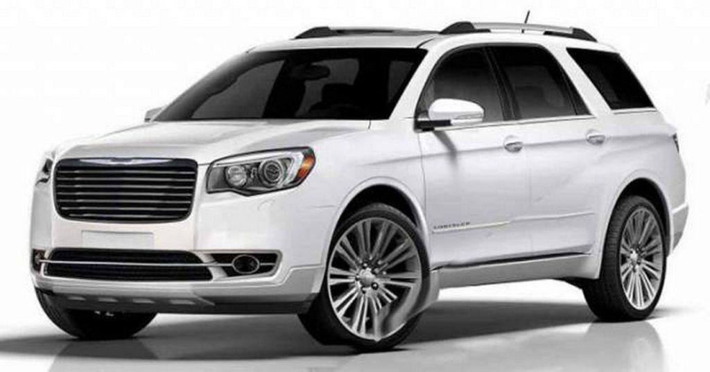 2019 Chrysler Aspen Release Date And Price New Aspen Is