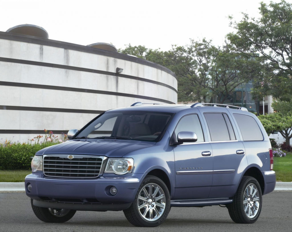 2019 Chrysler Aspen Release Date Price Safety Features