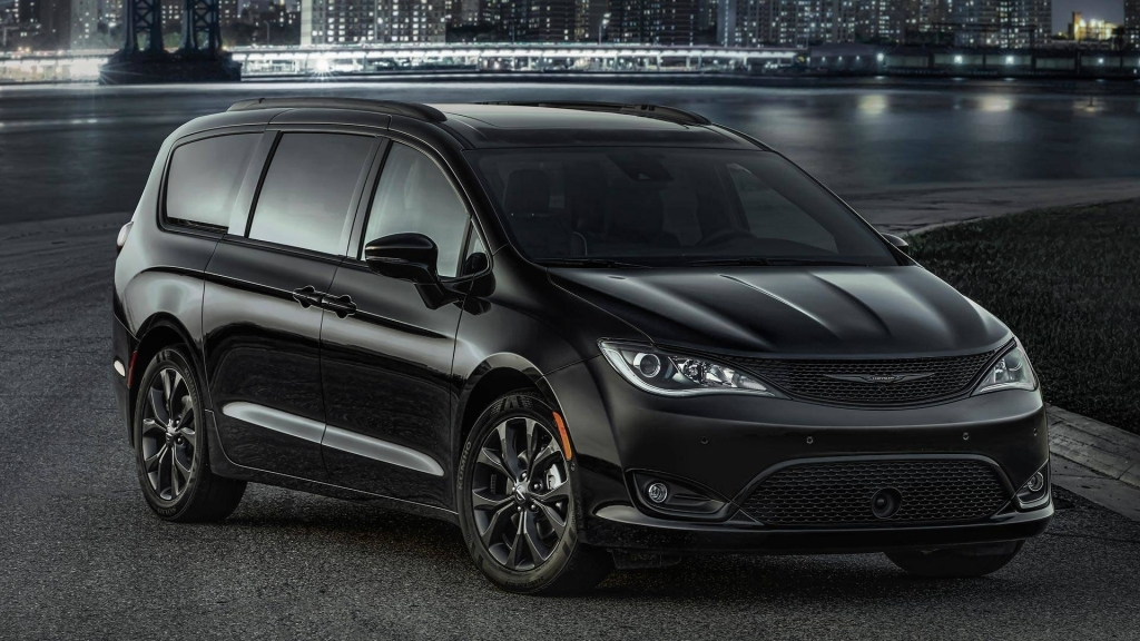 2021 Chrysler Pacifica Interior US Newest Cars