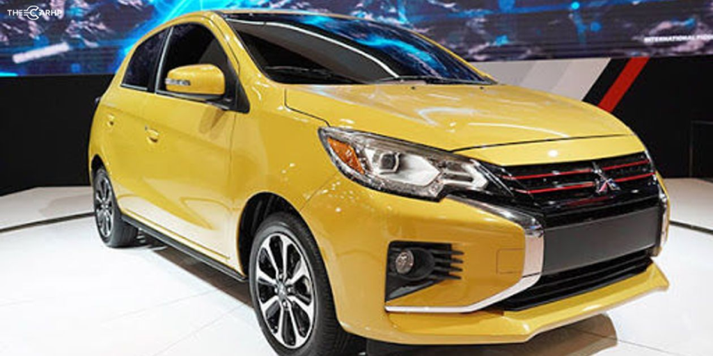 2021 Mitsubishi Mirage Review Expected Price Release