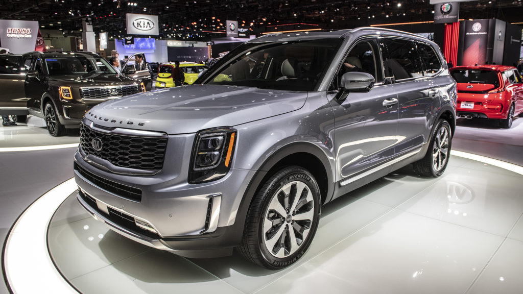 2020 Kia Telluride Reviews Price Specs Features And