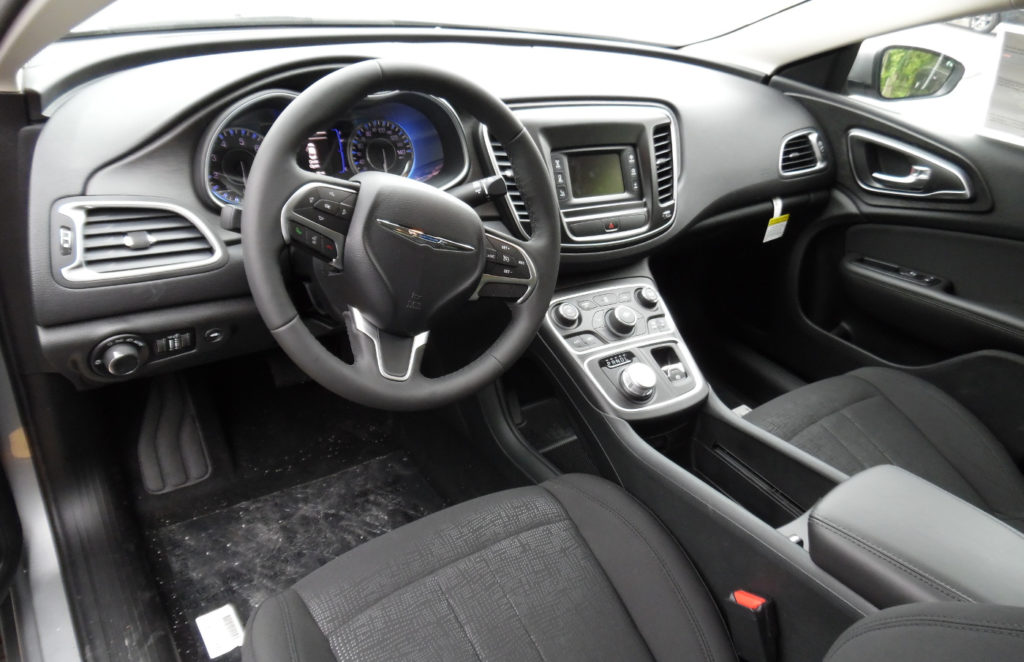 Review 2015 Chrysler 200 Limited 6th Place Choose