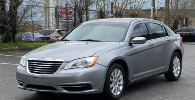 2013 Chrysler 200 Touring Sedan For Sale In Nashville TN