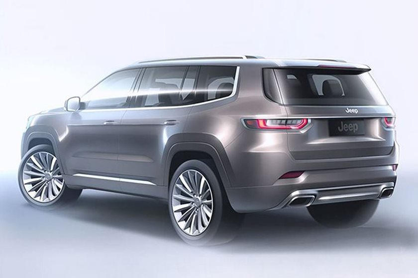 2022 Jeep Grand Wagoneer Review Trims Specs And Price
