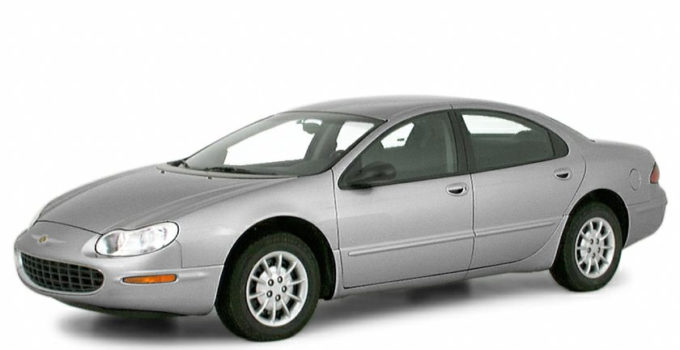 2000 Chrysler Concorde Information