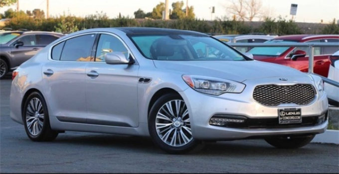Used 2017 Kia K900 For Sale with Photos U S News