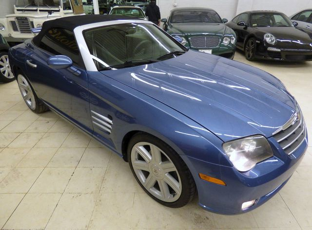 2005 Used Chrysler Crossfire 2dr Roadster Limited At
