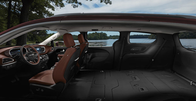 2020 Chrysler Pacifica Limited Interior Cars Interiors 2020