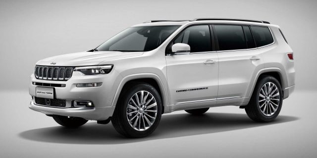 2021 Jeep Wagoneer News Expectations Release SUV 2021