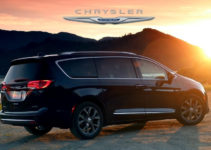 2022 Chrysler Pacifica Spy Shots US Newest Cars