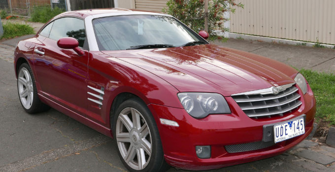 Chrysler Crossfire Wikipedia