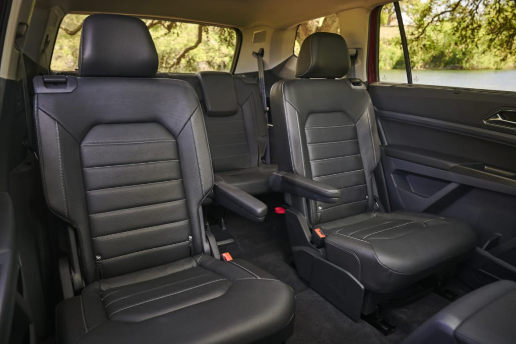 Which 2018 Three Row SUVs Offer Captain s Chairs News