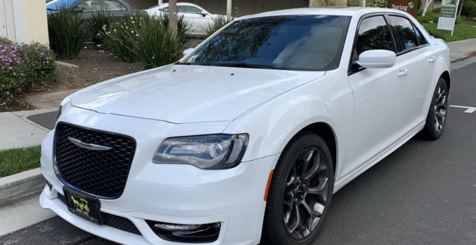 Chrysler 300 2017 Lease Deals In Santa Clara California