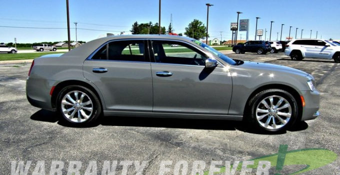 Used 2019 Chrysler 300 For Sale In Grinnell IA Wes