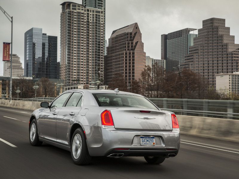 2019 Chrysler 300 Road Test And Review Autobytel