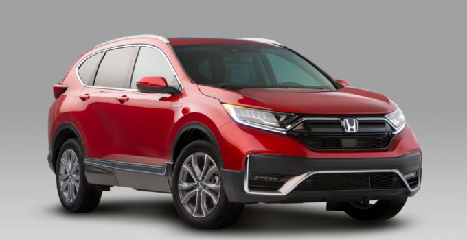 2020 Honda CR V Hybrid Gets 40 Mpg City