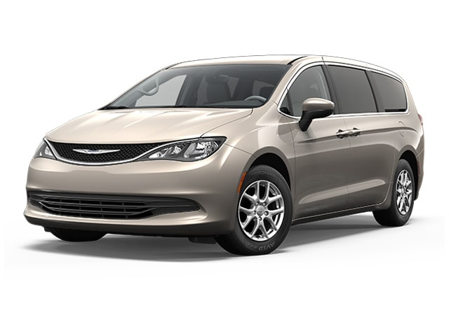 2017 Chrysler Pacifica Van Chapel Hill Durham NC
