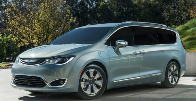2019 Chrysler Pacifica Hybrid Colors Changes Price