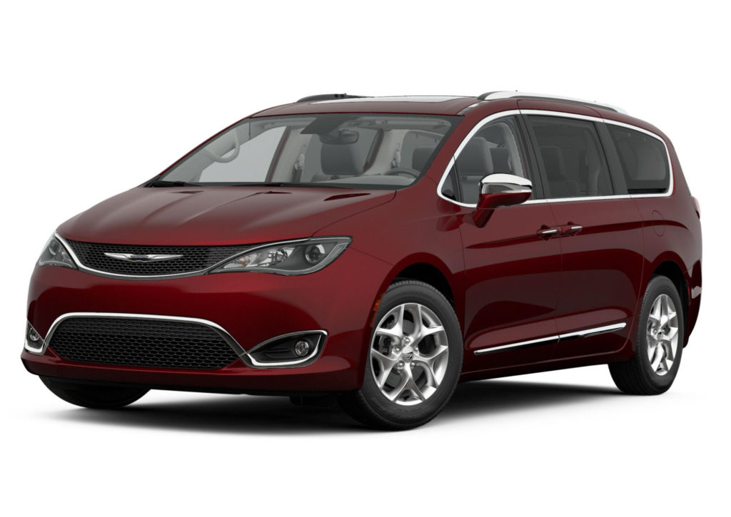 2019 Chrysler Pacifica L Features Specs And Price CarBuzz