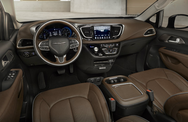 New 2017 Chrysler Pacifica Touring Plus Trim