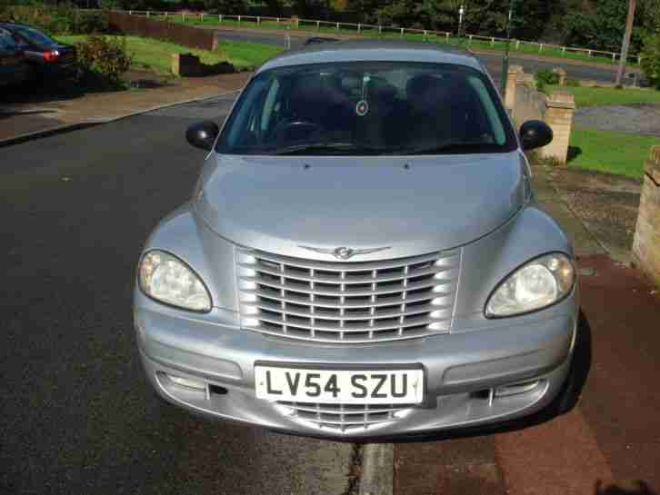 Chrysler 2004 PT CRUISER TOURING SILVER Car For Sale