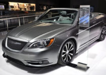 2019 Chrysler 200 Convertible Release Date And Specs