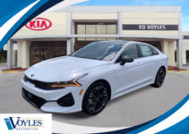 New 2021 Kia K5 GT Line 4dr Car In 287719 Ed Voyles