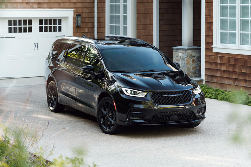2021 Chrysler Pacifica Review Trims Specs Price New