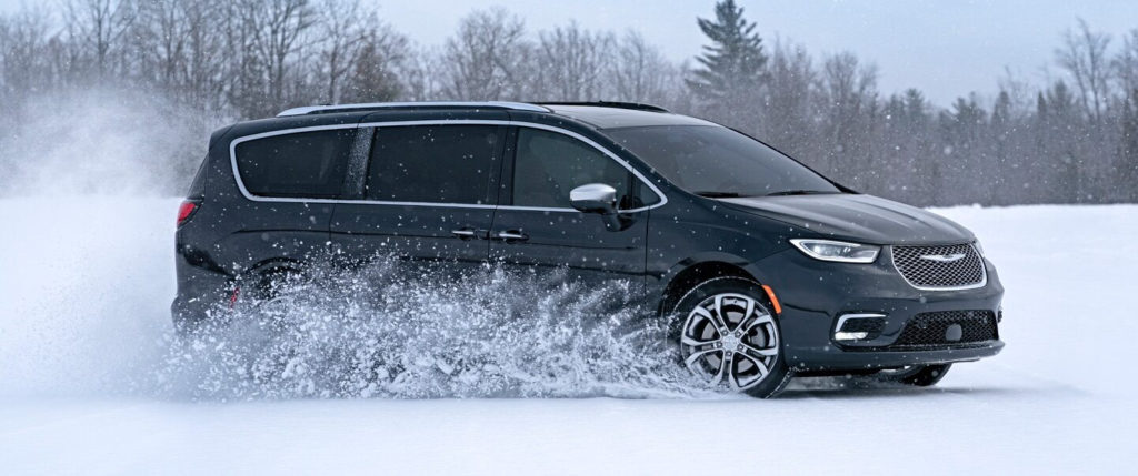 2021 Chrysler Pacifica Review Pricing Expected Release
